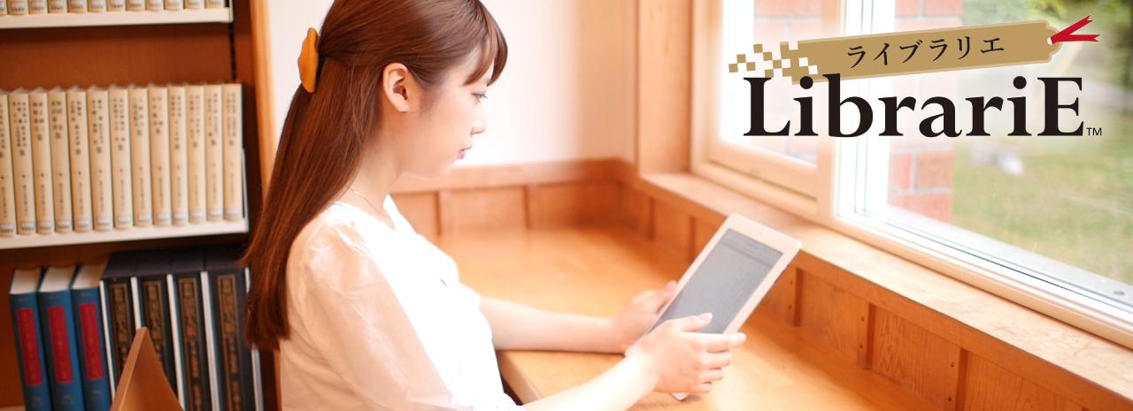 電子図書館サービス-LibrariE